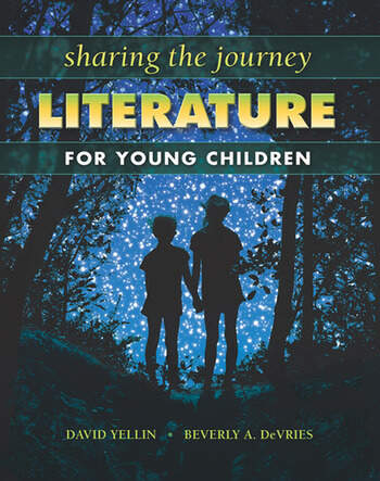 Sharing the Journey: Literature for Young Children Literature for Young Children book cover