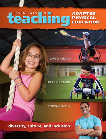 Essentials of Teaching Adapted Physical Education Diversity, Culture, and Inclusion book cover