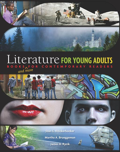 Literature for Young Adults Books (and More) for Contemporary Readers book cover