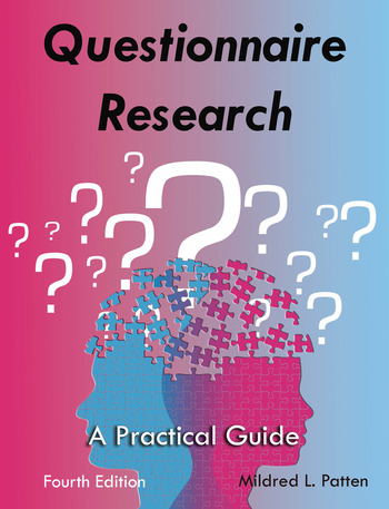 Questionnaire Research A Practical Guide book cover
