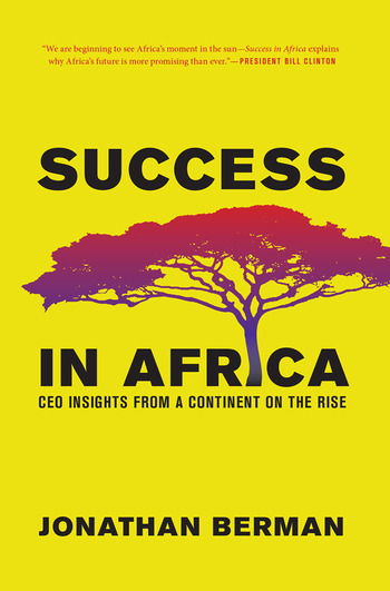 Success in Africa CEO Insights from a Continent on the Rise book cover