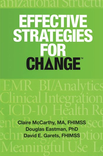 Effective Strategies for Change book cover