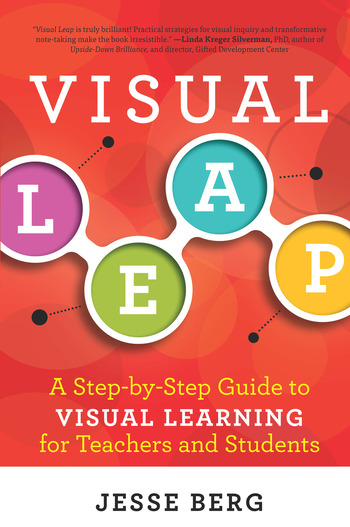 Visual Leap A Step-by-Step Guide to Visual Learning for Teachers and Students book cover