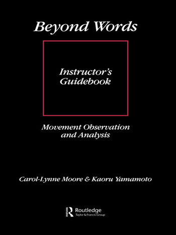 Beyond Words: Instructor's Manual book cover