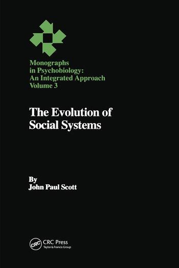 Evolution Of Social System book cover