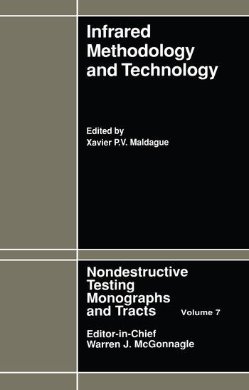 Infrared Methodology and Technology book cover