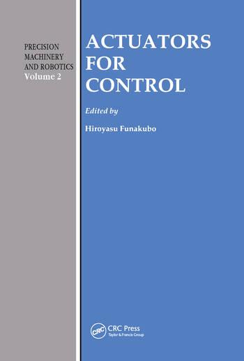 Actuators for Control book cover