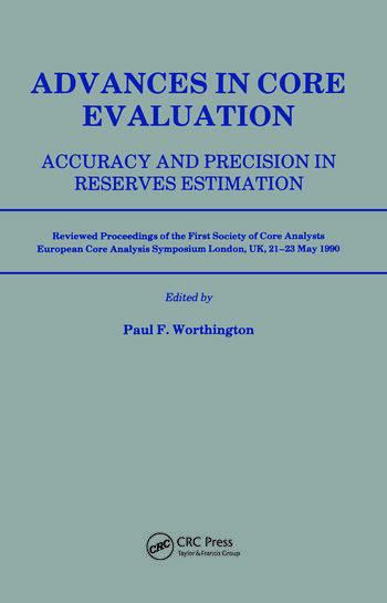 Advances In Core Evaluation I book cover