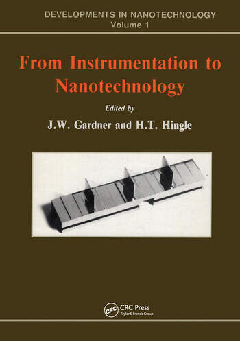 From Instrumentation to Nanotechnology book cover