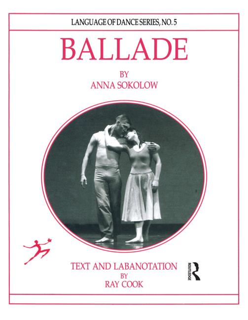 Ballade by Anna Sokolow book cover