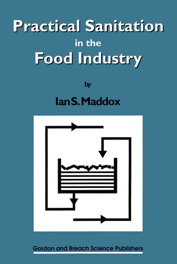 Practical Sanitation in the Food Industry book cover