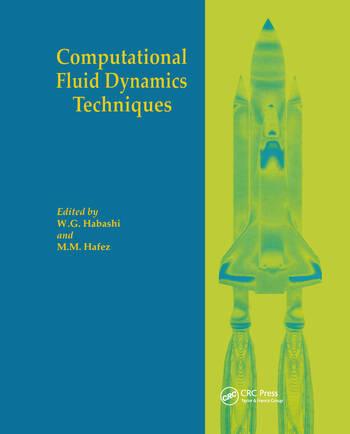 Computational Fluid Dynamics Techniques book cover