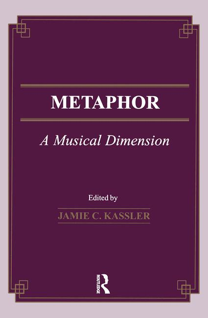 Metaphor A Musical Dimension book cover