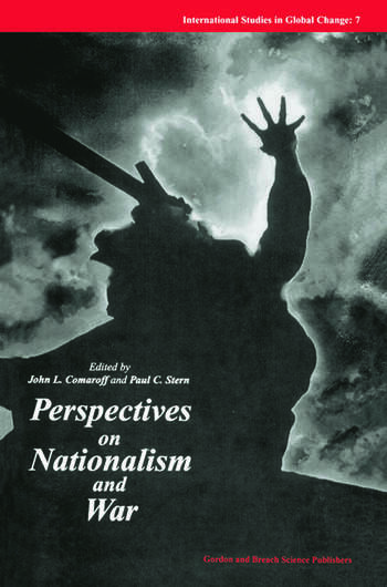 Perspectives on Nationalism and War book cover
