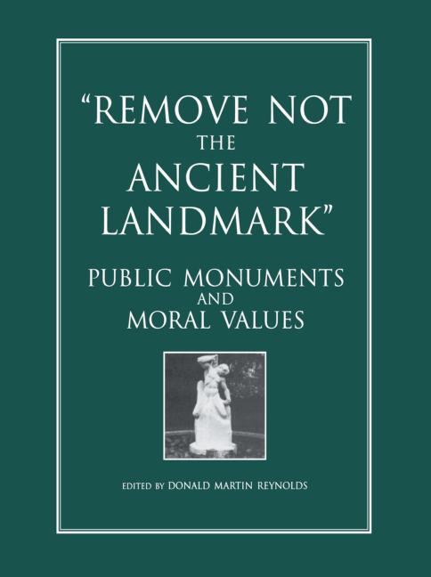 Remove Not/Ancient Landmark:Pu book cover