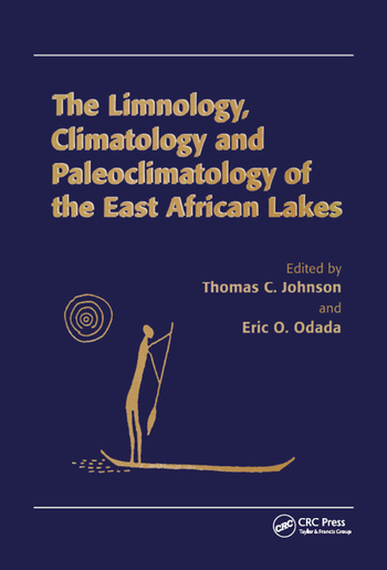 Limnology, Climatology and Paleoclimatology of the East African Lakes book cover