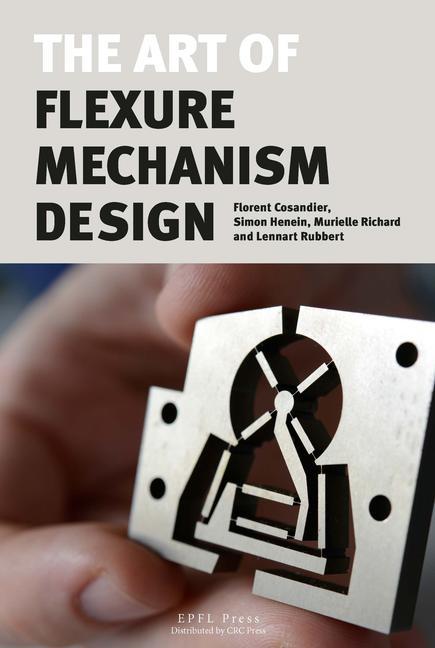The Art of Flexure Mechanism Design book cover