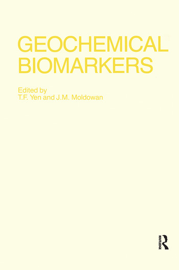 Geochemical Biomarkers book cover