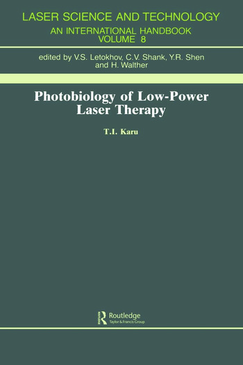 Photobiology Of Low-Power Lase book cover
