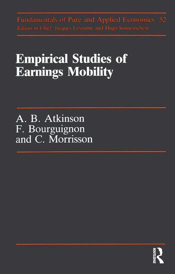 Empirical Studies Of Earnings book cover
