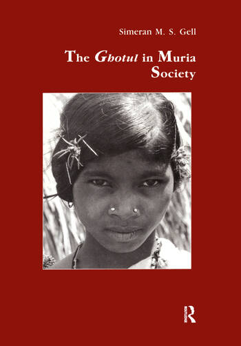 The Ghotul in Muria Society book cover