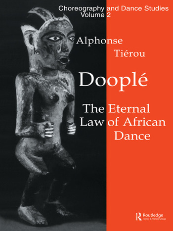 Doople\aa The Eternal Law of African Dance book cover