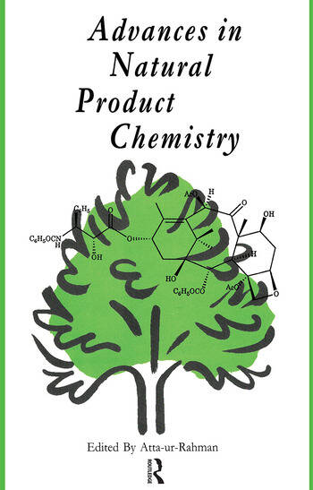 Advances In Natural Product Ch book cover