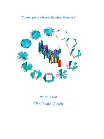 Tone Clock book cover