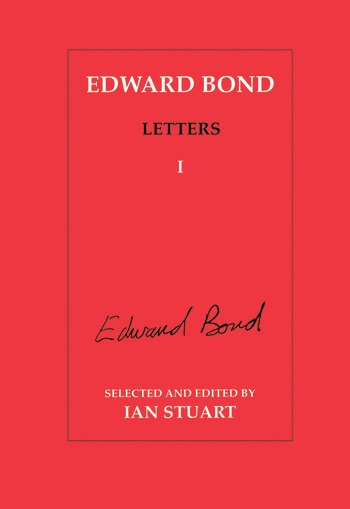 Edward Bond Letters: Volume 5 book cover