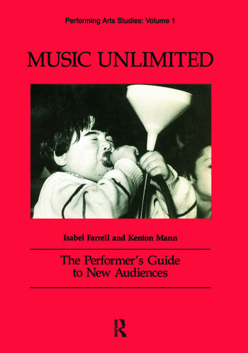 Music Unlimited The Performer's Guide to New Audiences book cover