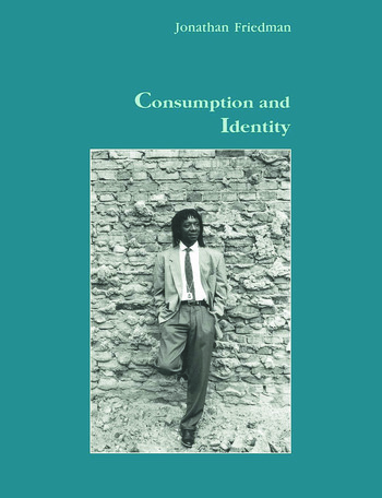 Consumption and Identity book cover