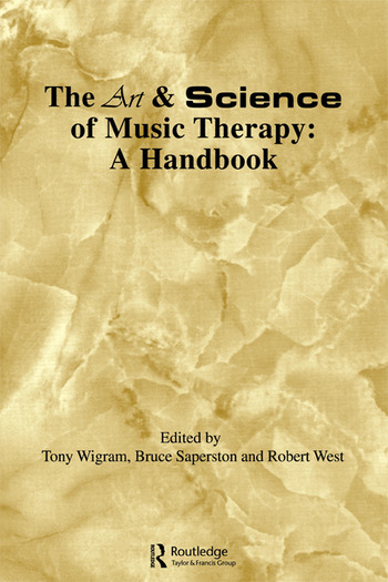 Art & Science of Music Therapy A Handbook book cover