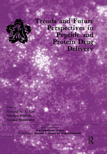 Trends and Future Perspectives in Peptide and Protein Drug Delivery book cover