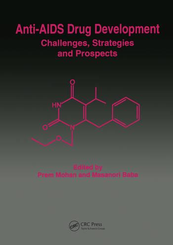 Anti-AIDS Drug Development book cover