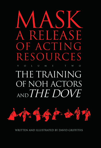 The Training of Noh Actors and The Dove^n book cover
