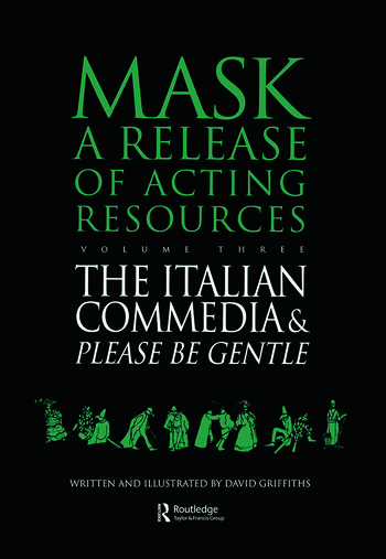 The Italian Commedia and Please be Gentle book cover