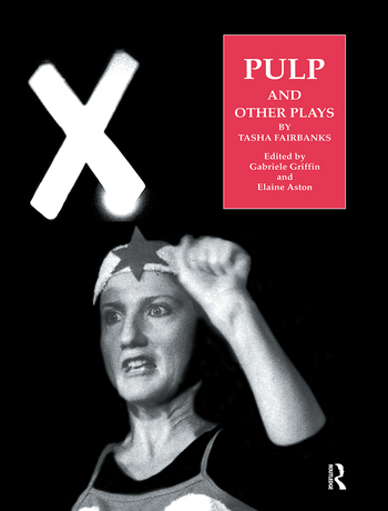 Pulp and Other Plays by Tasha Fairbanks book cover