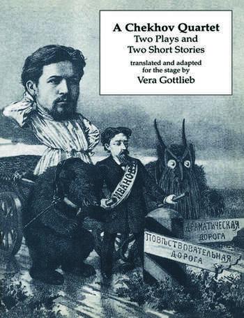 A Chekhov Quartet book cover