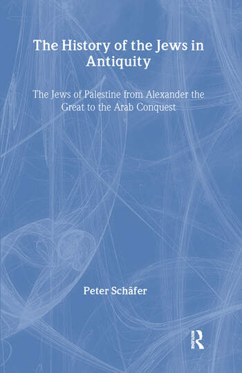 The History of the Jews in Antiquity book cover