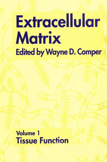 Extracellular Matrix book cover