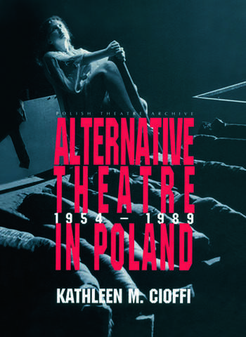 Alternative Theatre in Poland book cover