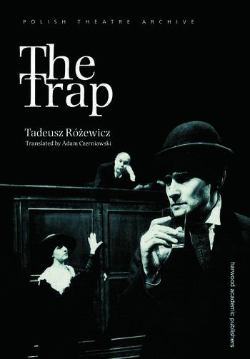 The Trap book cover