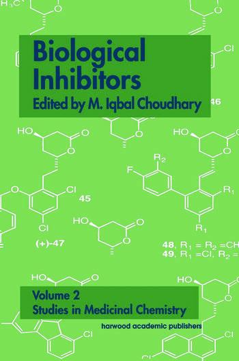 Biological Inhibitors book cover