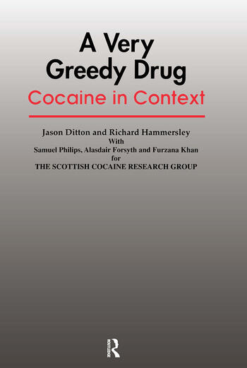 A Very Greedy Drug Cocaine in Context book cover