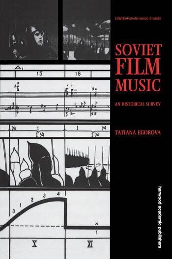 Soviet Film Music book cover