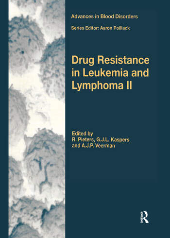 Drug Resistance in Leukemia and Lymphoma II book cover
