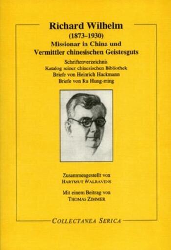 Missionar in China und Vermittler chinesischen Geistesguts Missionar in China und Vermittler chinesischen Geistesguts book cover