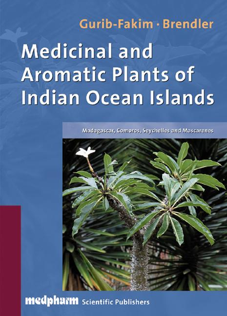 Medicinal and Aromatic Plants of the Indian Ocean Islands book cover