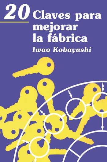 20 Claves para mejorar la fábrica book cover