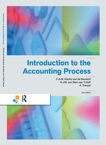 Introduction to the Accounting Process book cover